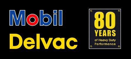 MOBIL DELVAC CITY LOGISTIC F 5W-30