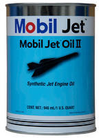 MOBIL JET OIL II 24x 0.95L