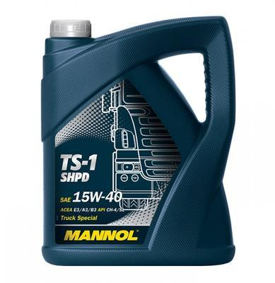 MANNOL SHPD TS-1 15W-40